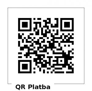 QR Kód pro platbu